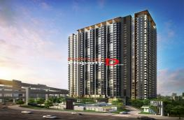 NP58050004-Condo The Base RAMA 9 30 sqm., Near Bangkok Airport link.